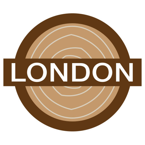 London International Woodworking Festival Logo