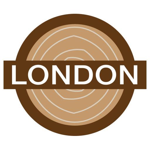 London International Woodworking Festival Logo