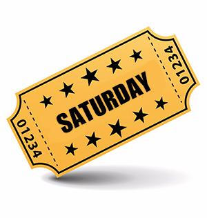 Saturday Ticket